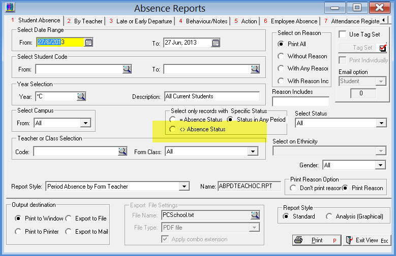 Latest followup pcschool student management school for Nsw payslip template